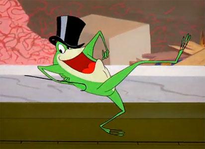 8. Michigan J. Frog