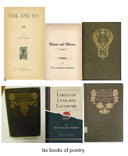 Dunbar's books of poetry